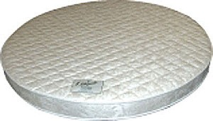 Abe Feller® Visco Memory Foam Round Mattress