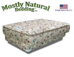 Olympic Queen Mattress And Box Foundation Set Abe Feller® Ache Less™