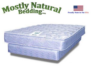 Expanded Queen Mattress And Box Foundation Set Abe Feller® Better