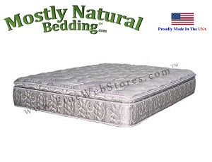 Olympic Queen Replacement Mattress Abe Feller® PREMIUM