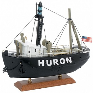 Huron Model Ship