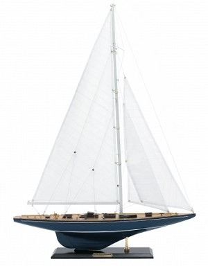 Endeavor Sail Boat Model