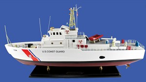 United States Coast Guard Life Boat Model
