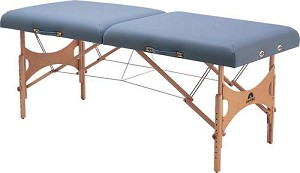 Nova Ls Massage Table With Rounded Corners