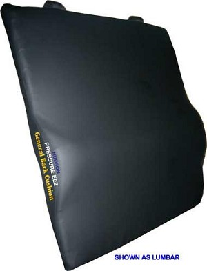 The General Contour Foam Back W/C Cushion Lumbar