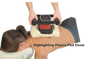 Jeanie Rub Massager- Fleece Pad Cover
