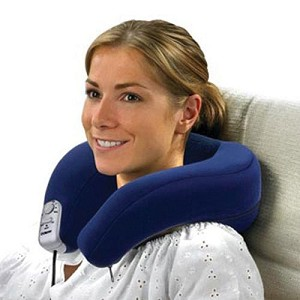 Cordless Massaging Neck Rest Body Benefits