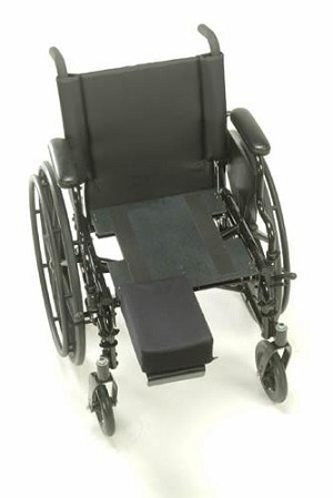 Stump Rest For Folding Wheelchairs Right Side 18 inch Wide