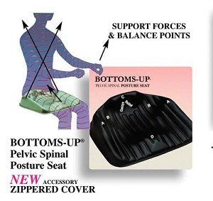 Bottoms Up Posture Seat Medium