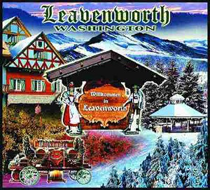 Leavenworth Washington Tapestry