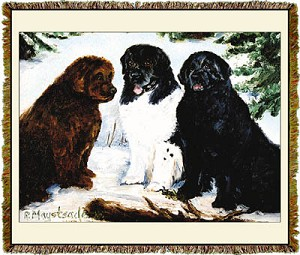 Newfoundlands Ruth Maystead © Tapestry