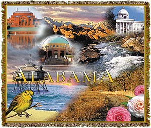 Alabama Tapestry