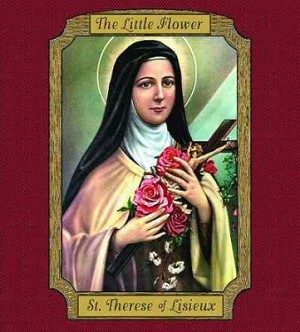 St. Therese Tapestry