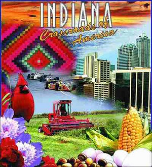 Indiana Tapestry