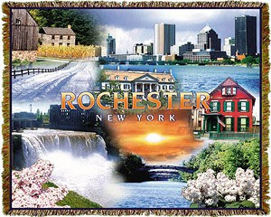 Rochester New York Tapestry