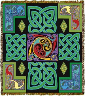 Celtic Spirit Tapestry