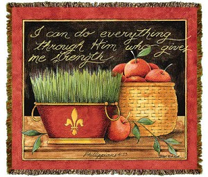 I Can Do Everything Tapestry