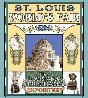 St. Louis World'S Fair Tapestry