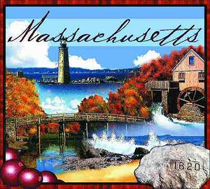 Massachusetts Tapestry