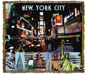 New York City Tapestry