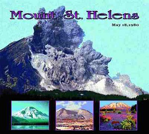 Mount Saint Helens Washington Tapestry