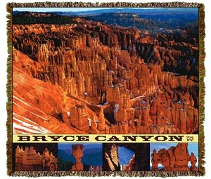 Bryce Canyon, Ut Tapestry