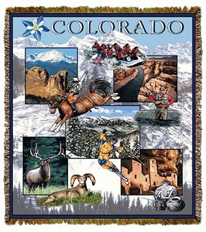 Colorado Tapestry