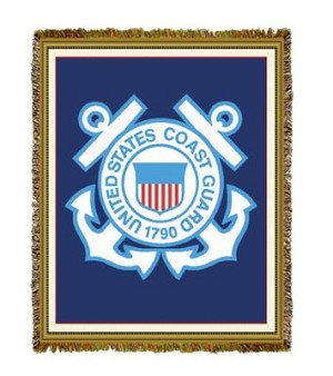 Coast Guard Tapestry