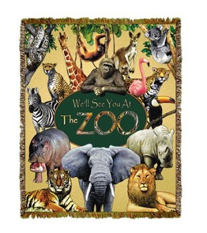 Zoo Tapestry