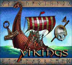Vikings Tapestry