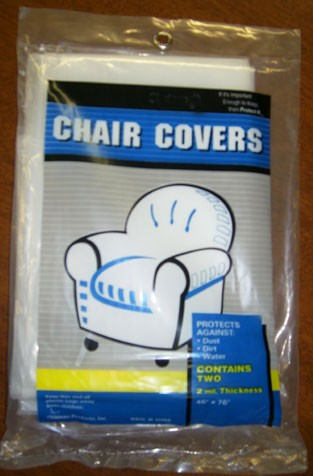 Chair Cover Plastic