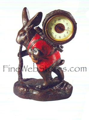 Rabbit Clock