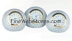 Golf Ball Clocks-Sleeve Antique Style