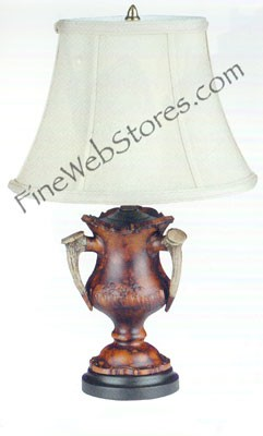 Stag Handle Lamp