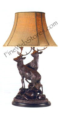 Grand Stags Lamp