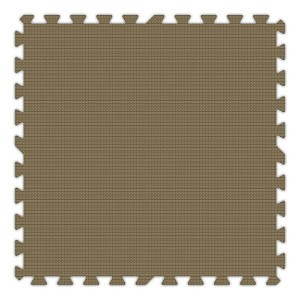 Brown Soft Floor Tile Kit