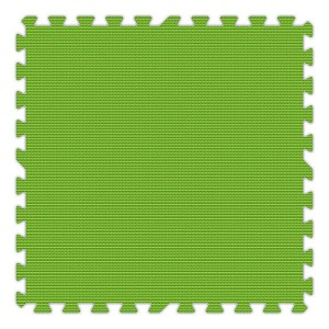 Lime Green Soft Floor Tile Kit