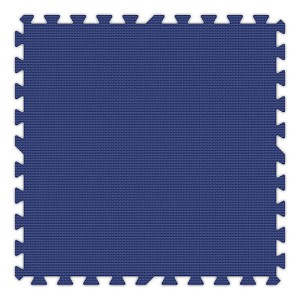 Royal Blue Soft Floor Tile Kit