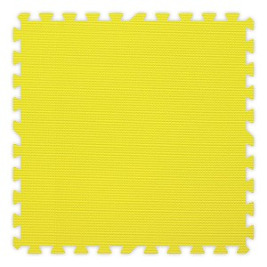 Yellow Soft Floor Tile Kit