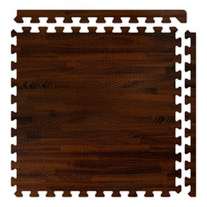 Cherry Soft Wood Floor Tile Kit