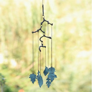 Leaf Wind Chime