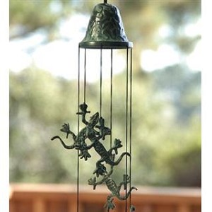Gecko Wind Chime
