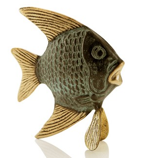 Angelfish Sculpture