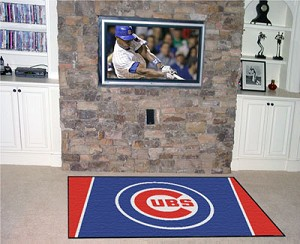 Chicago Cubs Area Rug