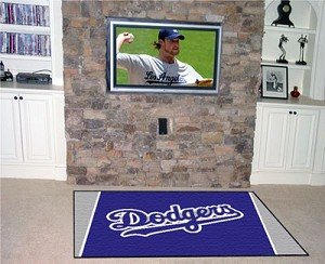 Los Angeles Dodgers Area Rug