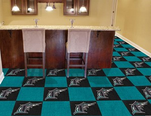Florida Marlins Carpet Tiles