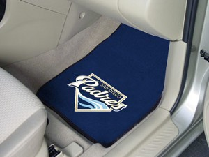 San Diego Padres Universal Carpet Car Floor Mat, Set Of 2