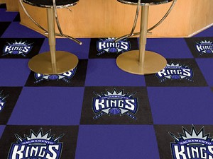 Sacramento Kings Carpet Tiles