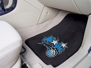 Orlando Magic Universal Carpet Car Floor Mat, Set Of 2