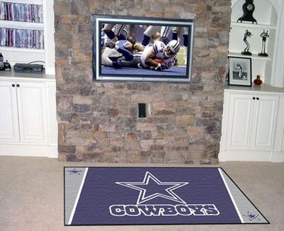 Dallas Cowboys Area Rug